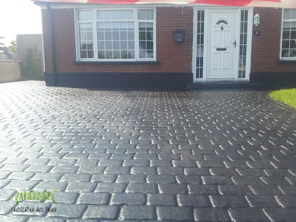 Imprint Concrete Driveways For Dublin